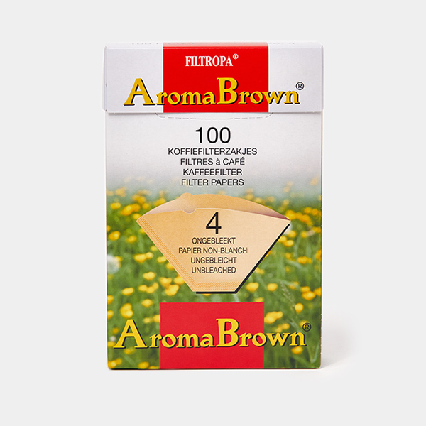 Aroma Brown Filtropa koffiefilters 102