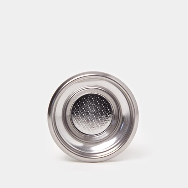 Universeel filterbakje enkel 8-9 gram (groot)