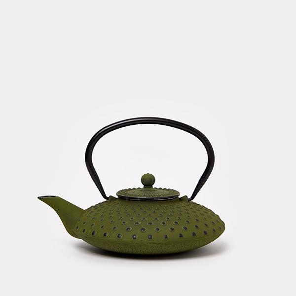 Bredemeijer Xilin Theepot groen 0,8 liter