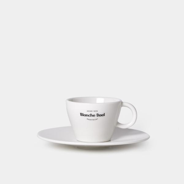 Blanche Dael 'Maastricht' koffiekop & schotel