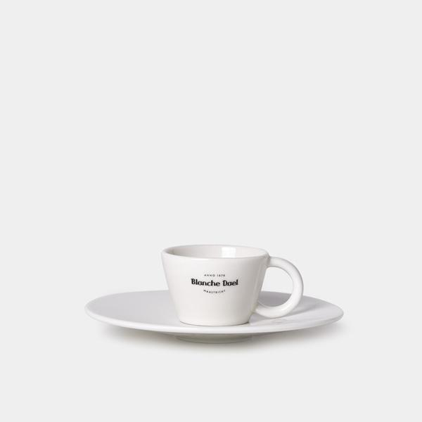 Blanche Dael 'Maastricht' espressokop & schotel