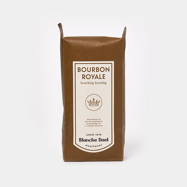 Blanche Dael Bourbon Royale koffie
