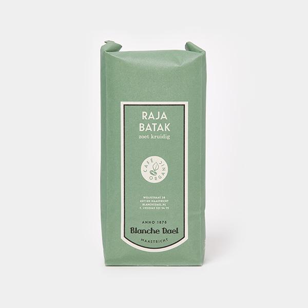 Blanche Dael Raja Batak koffie