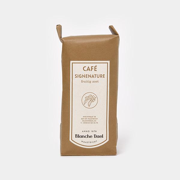 Blanche Dael Café Signenature koffie