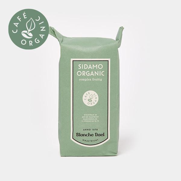 Blanche Dael Sidamo Organic koffie