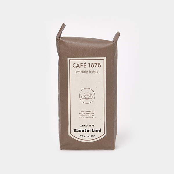 Blanche Dael Café 1878 koffie