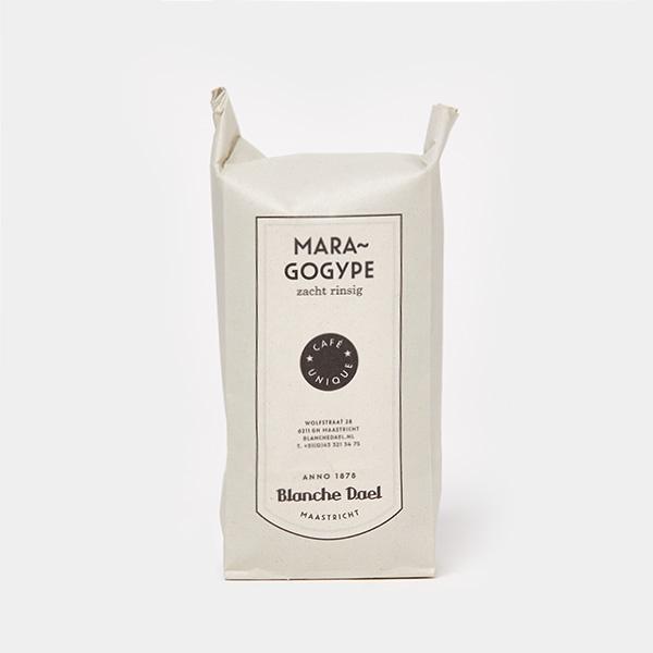 Blanche Dael Maragogype koffie