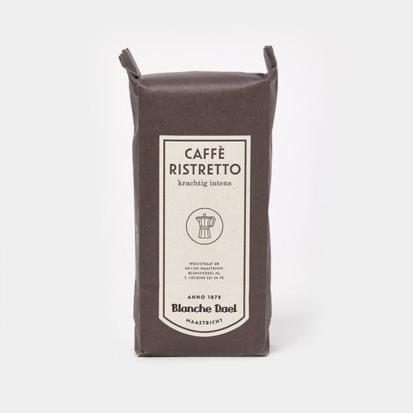 Blanche Dael Caffè Ristretto koffie