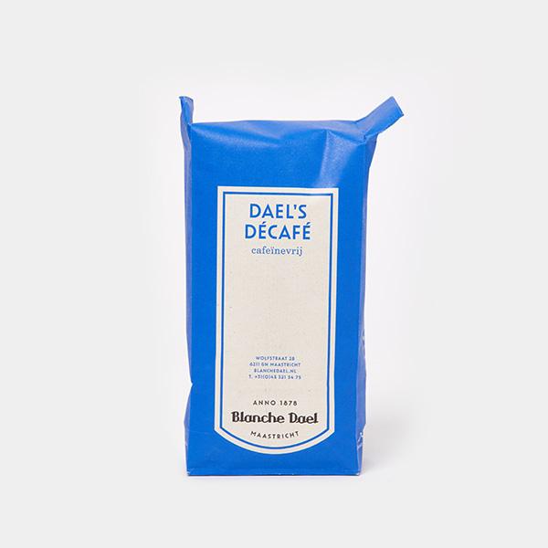 Blanche Dael Dael's Decafé koffie