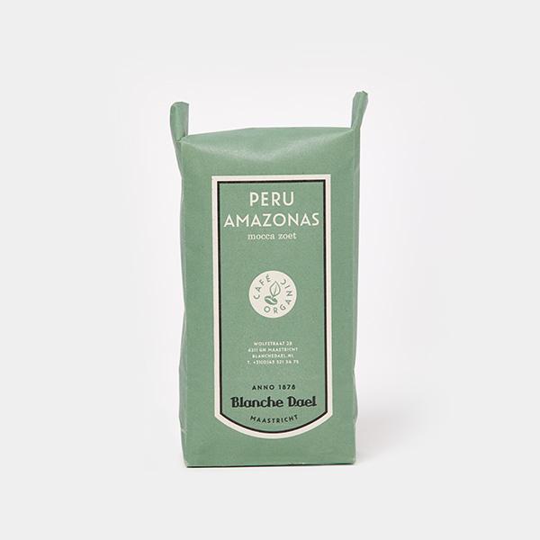 Blanche Dael Peru Amazonas koffie