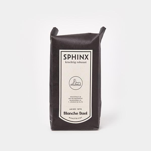 Blanche Dael Sphinx koffie