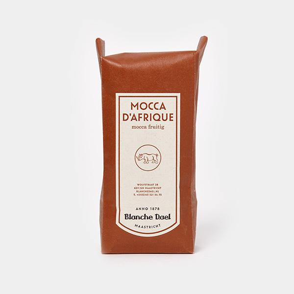 Mocca d'Afrique koffie Blanche Dael