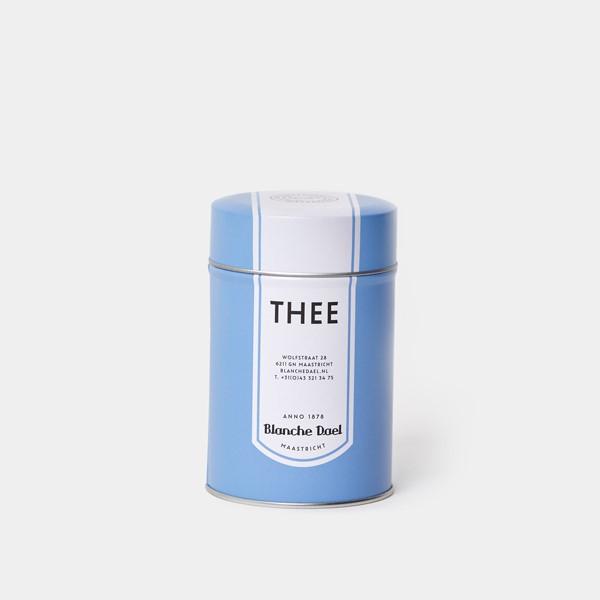 Dael's Theeblik blauw