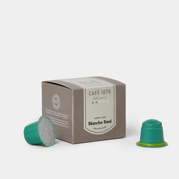 Café 1878 Cups