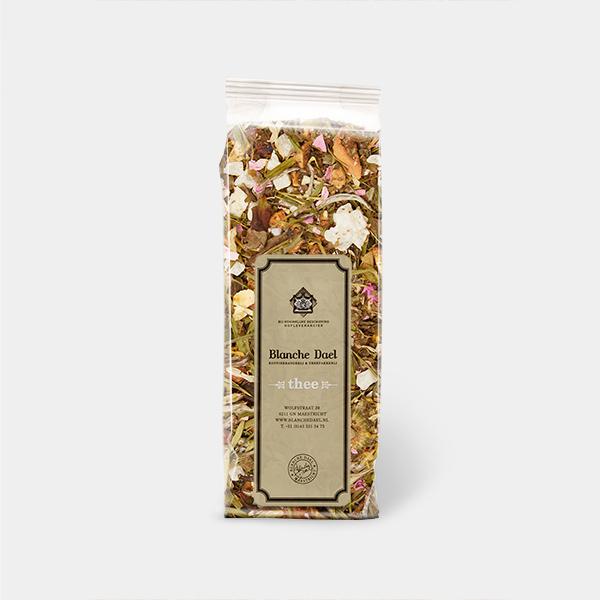 Bamboe fruitmelange thee