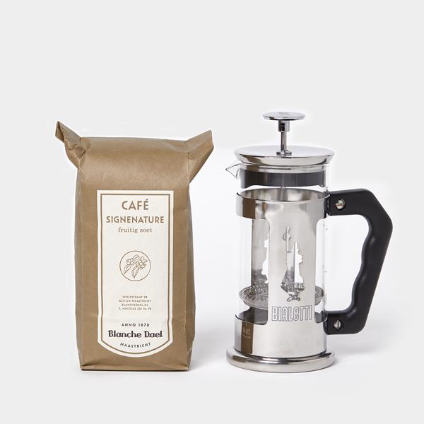 Startpakket Cafetiere