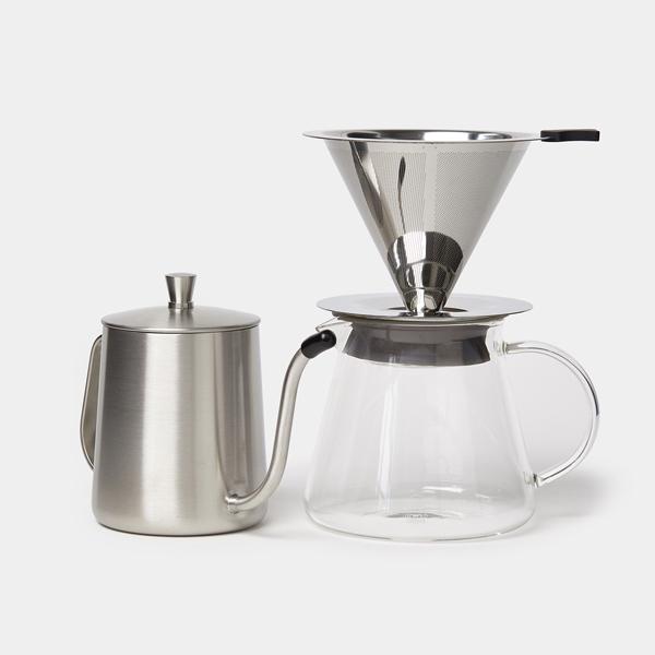 Leopold Vienna slow coffee set